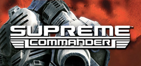 Supreme Commander cover art