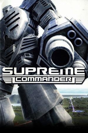 Supreme Commander poster image on Steam Backlog