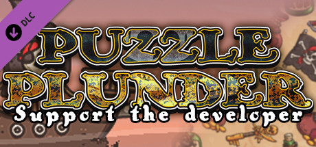 Puzzle Plunder - Support the game