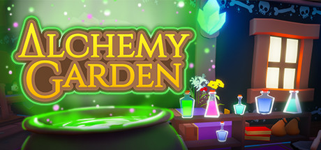 Alchemy Garden is a sandbox game that mixes gardening, alchemy and  exploration mechanics. Feel free to explore this little world and find new  recipes or ...