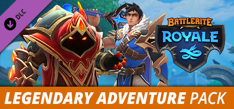 Battlerite Royale - Legendary Adventure Pack