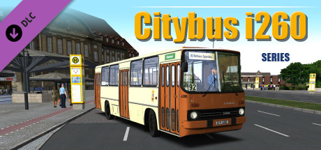 OMSI 2 Add-on Citybus i260 Series