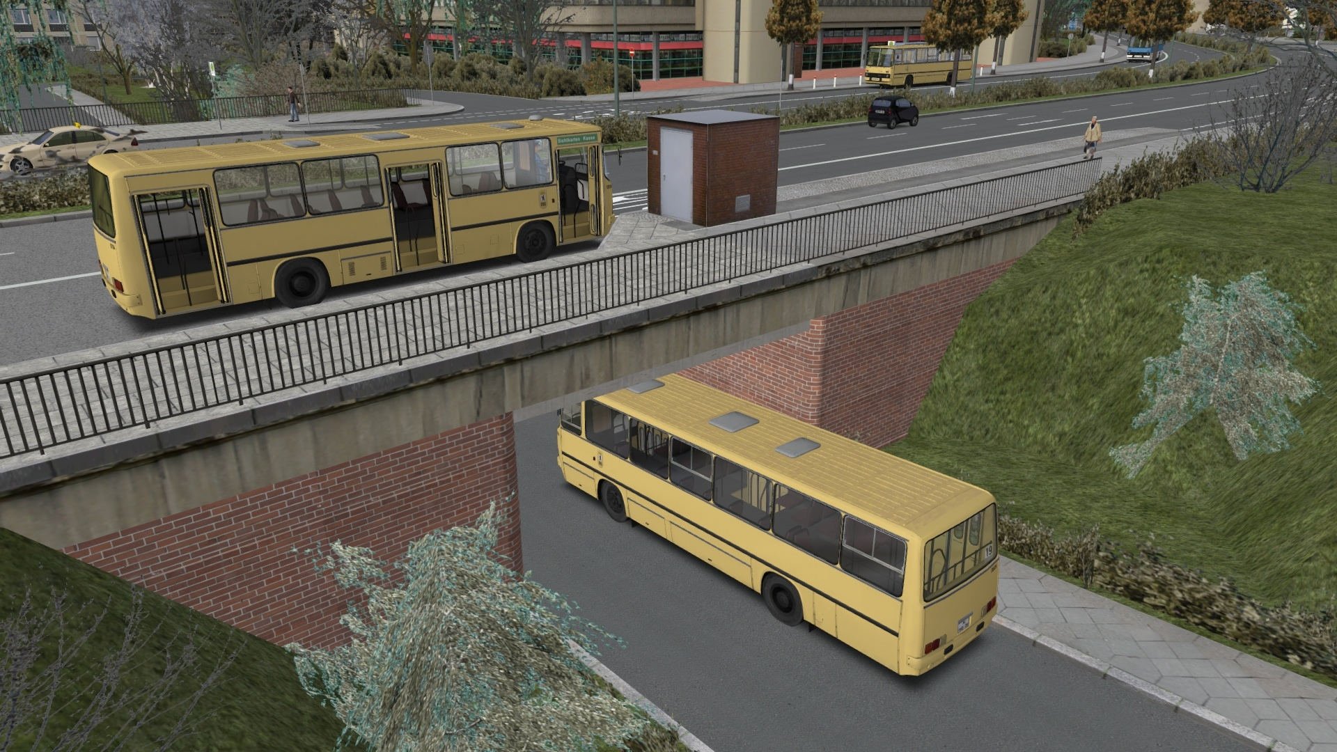 OMSI 2 Add-on Citybus i260 Series Steam Discovery