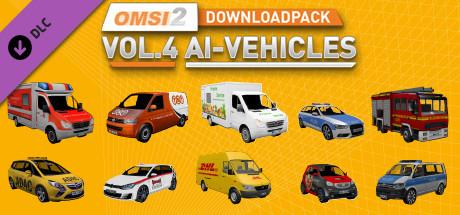 OMSI 2 Add-on Downloadpack Vol. 4 - KI-Fahrzeuge