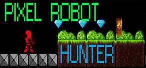 Pixel Robot Hunter cover art