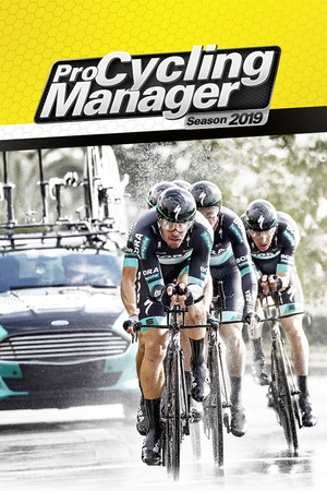 Pro Cycling Manager 2019 poster image on Steam Backlog