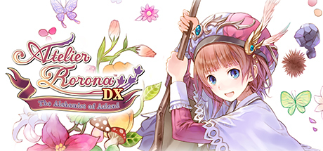 Atelier Rorona ~The Alchemist of Arland~ DX ???????? ???????????? DX