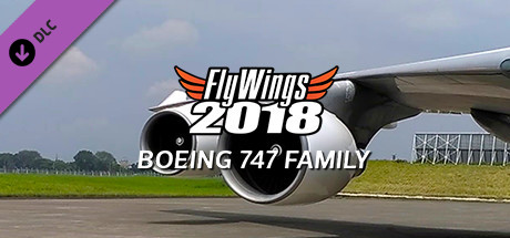 FlyWings 2018 - Boeing 747 Family