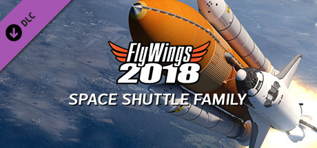 FlyWings 2018 - Space Shuttle Family