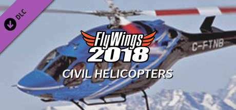 flywings 2018 civilian helicopters on steam