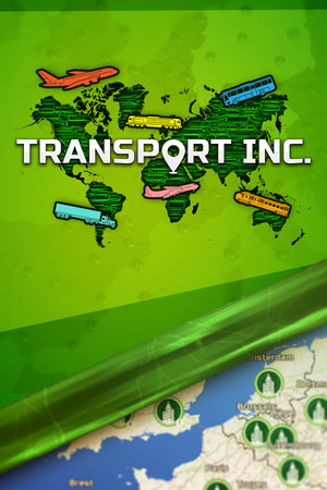 Transport INC poster image on Steam Backlog