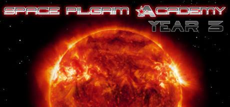 Space Pilgrim Academy: Year 3 cover art