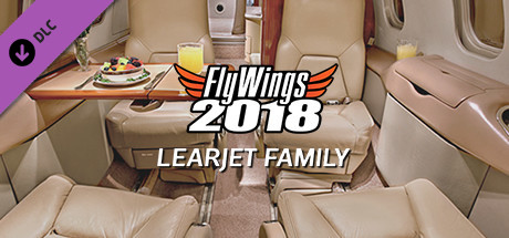 FlyWings 2018 - Learjet Family