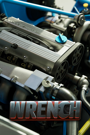 Wrench poster image on Steam Backlog
