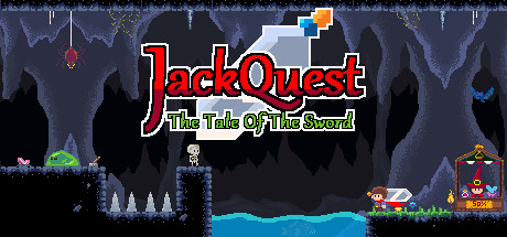 Teaser image for JackQuest: The Tale of The Sword
