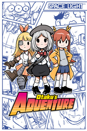 Otaku's Adventure poster image on Steam Backlog