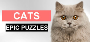 Cats Epic Puzzles cover art