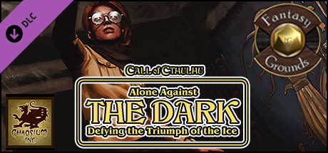 Fantasy Grounds - Alone Against the Dark (Call of Cthulhu 7E)