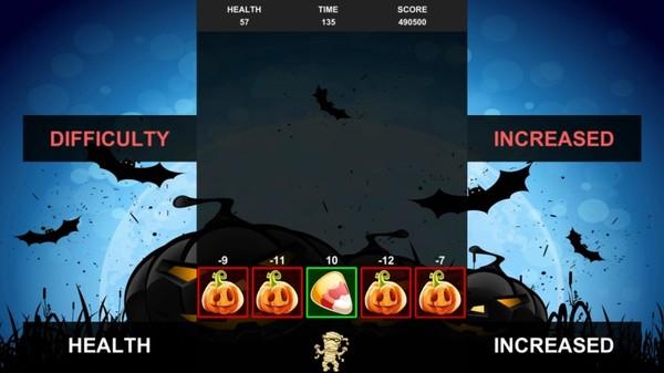 скриншот Quixzel Rush Pumpkin Bash 2