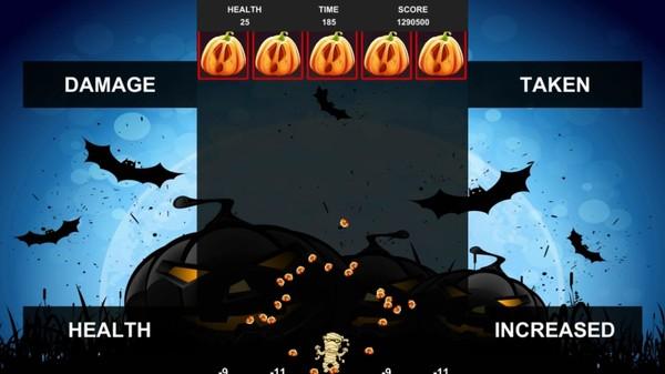 скриншот Quixzel Rush Pumpkin Bash 0