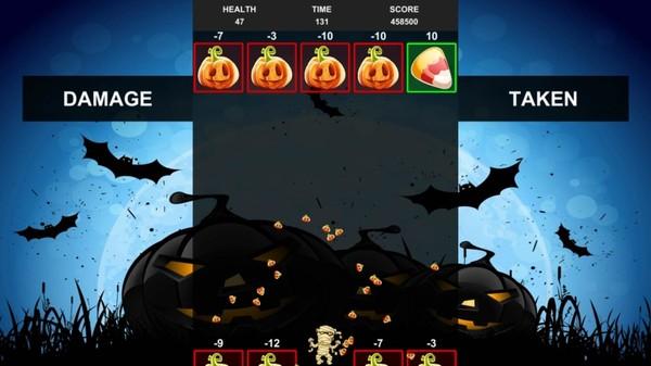 скриншот Quixzel Rush Pumpkin Bash 3