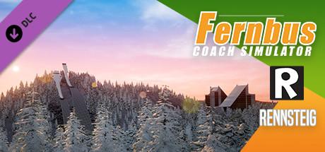 Купить Fernbus Simulator - Rennsteig (DLC)
