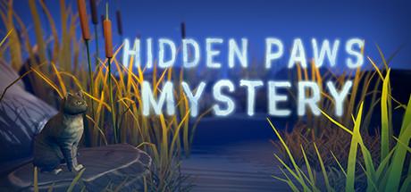 Hidden Paws Mystery cover art