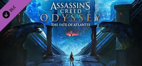 Купить Assassin's CreedⓇ Odyssey - The Fate of Atlantis (DLC)