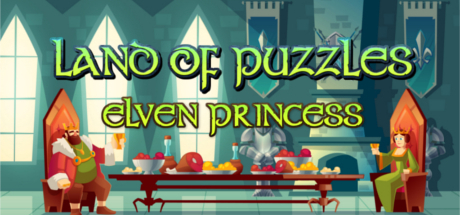 Land of Puzzles: Elven Princess