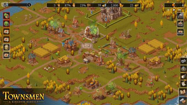Download Townsmen - A Kingdom Rebuilt Torrent