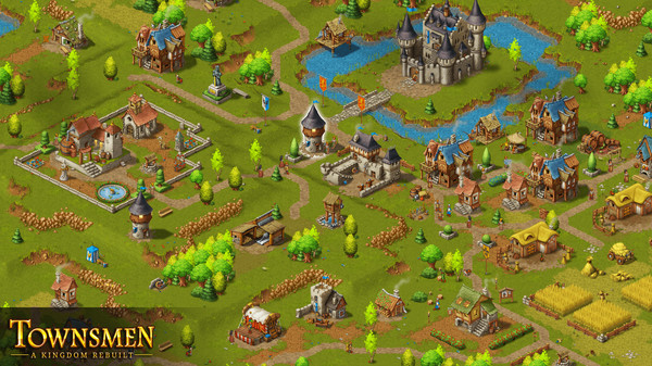 Download Townsmen - A Kingdom Rebuilt Free download