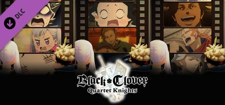 BLACK CLOVER: QUARTET KNIGHTS Film Set Bundle
