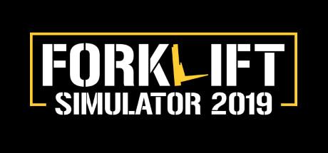 Forklift Simulator 2019 cover art