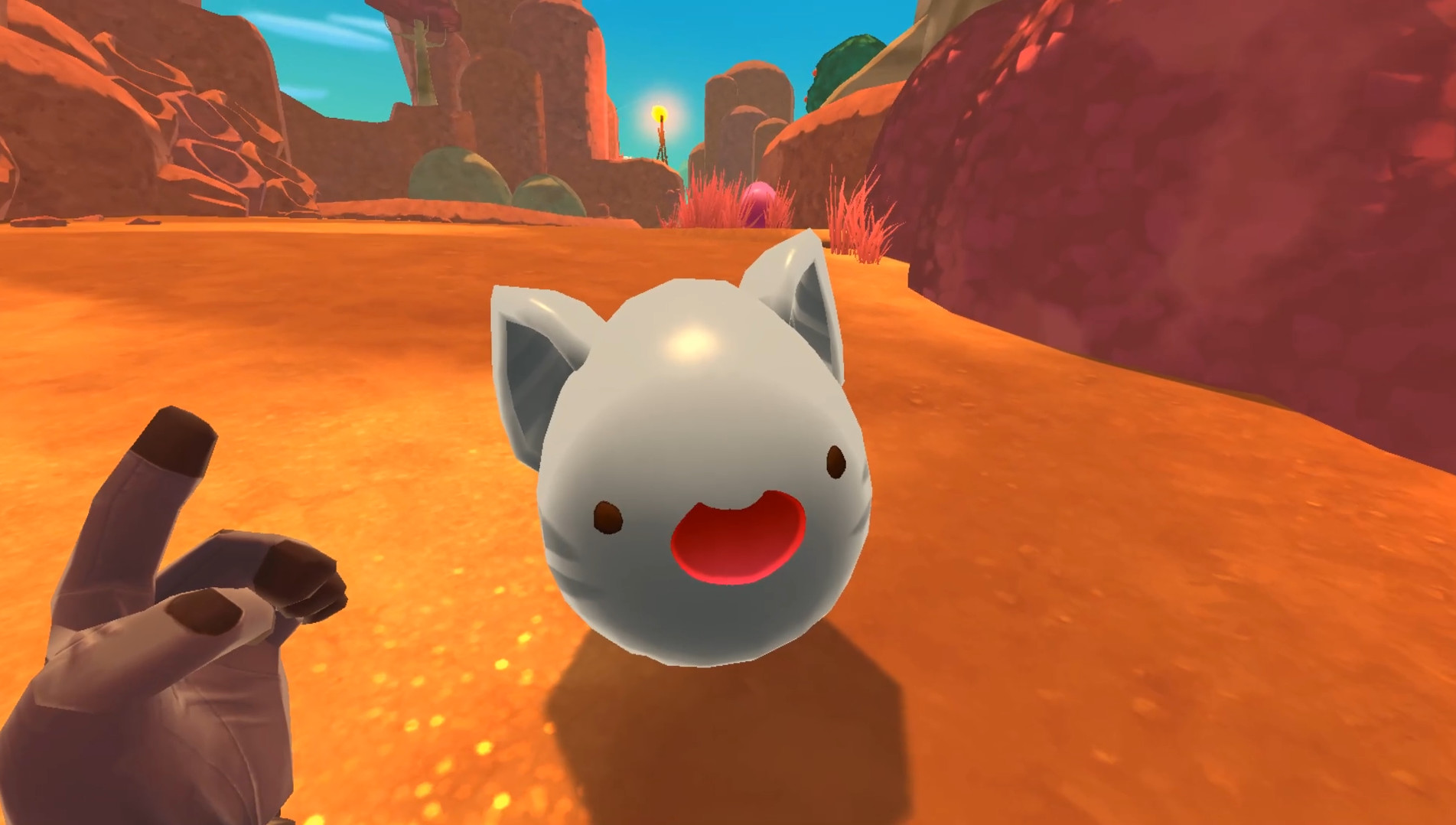 Slime Rancher: VR Playground on Steam