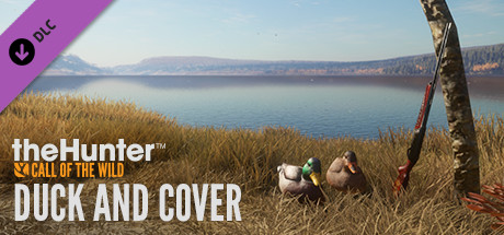 theHunter Call of the Wild Duck and Cover Capa