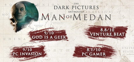 Teaser image for The Dark Pictures Anthology: Man of Medan