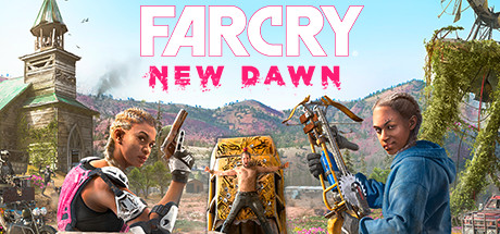 Far Cry® New Dawn Cover art Steam Wide