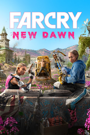 Far Cry New Dawn poster image on Steam Backlog