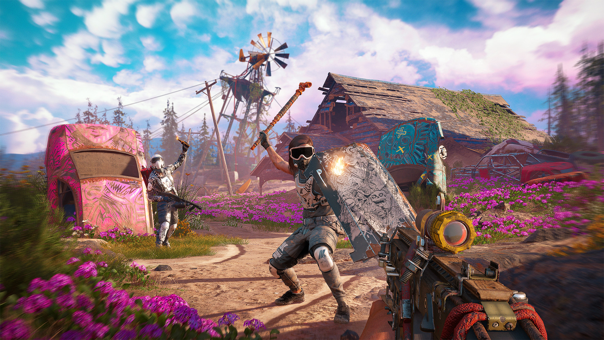 Far Cry: New Dawn [RePack] [2019|Rus|Eng|Multi15]