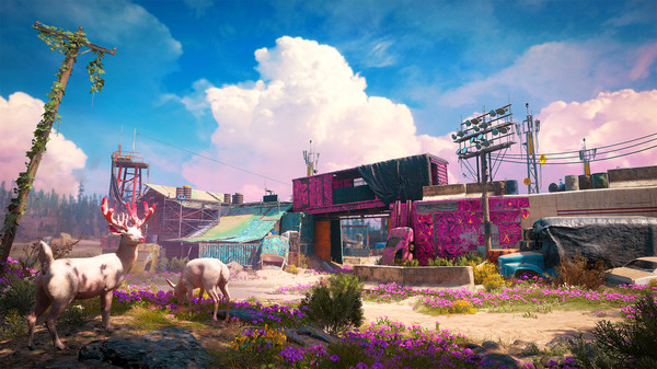 Far Cry New Dawn v1.0.2 Plus 20 Trainer-FLiNG