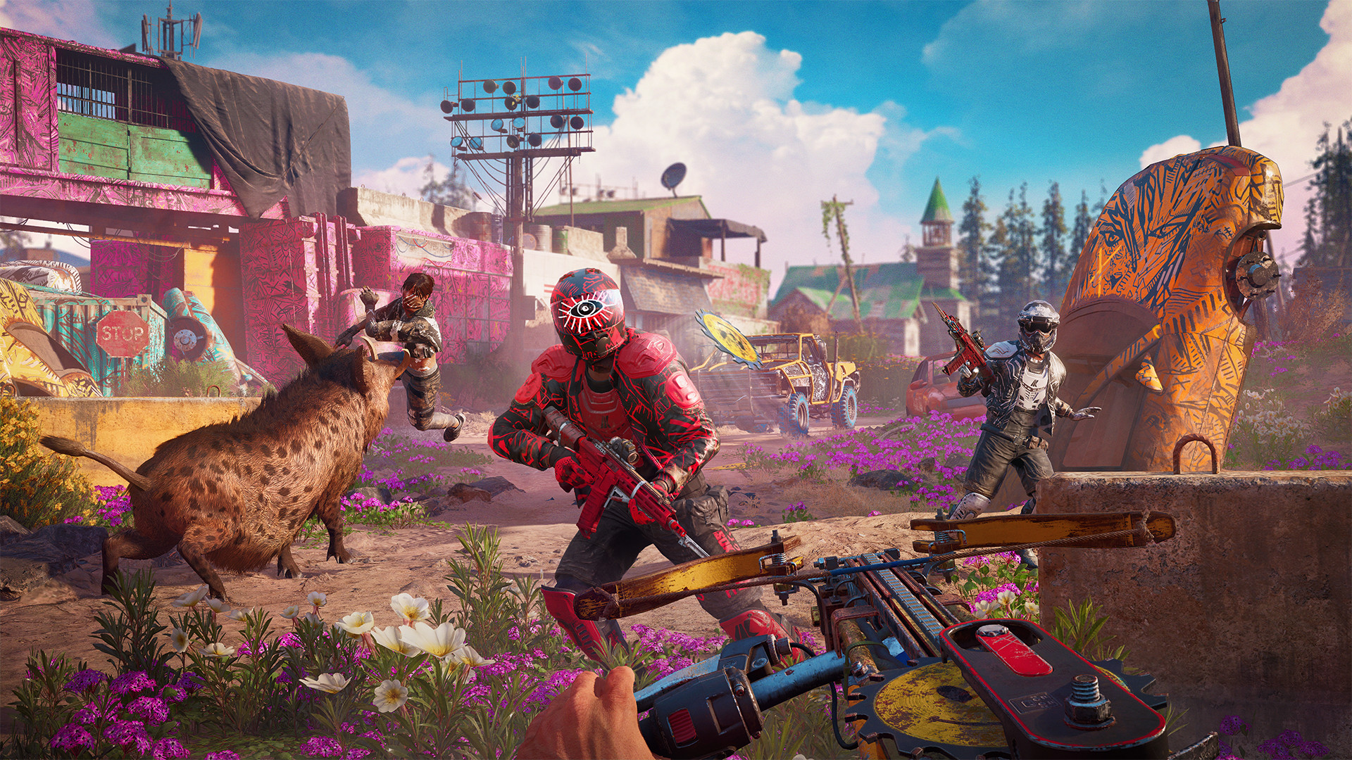 Far Cry New Dawn (Ubisoft) (RUS|ENG|MULTi) [UplayRip] by vano_next