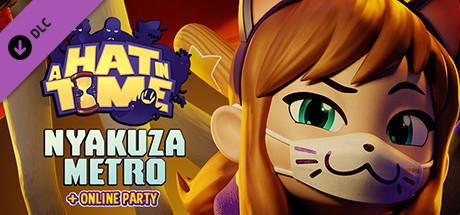 A Hat in Time – Nyakuza Metro + Online Party