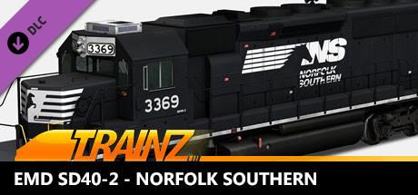 Trainz 2019 DLC - EMD SD40-2 - NS