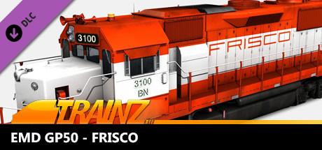 Trainz 2019 DLC - EMD GP50 - FRISCO