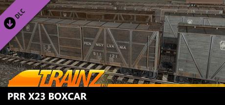 Trainz 2019 DLC - PRR X23 Boxcar