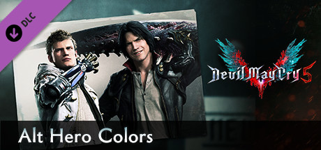 Devil May Cry 5 - Alt Hero Colors