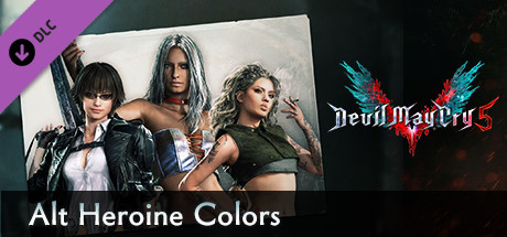 Devil May Cry 5 - Alt Heroine Colors
