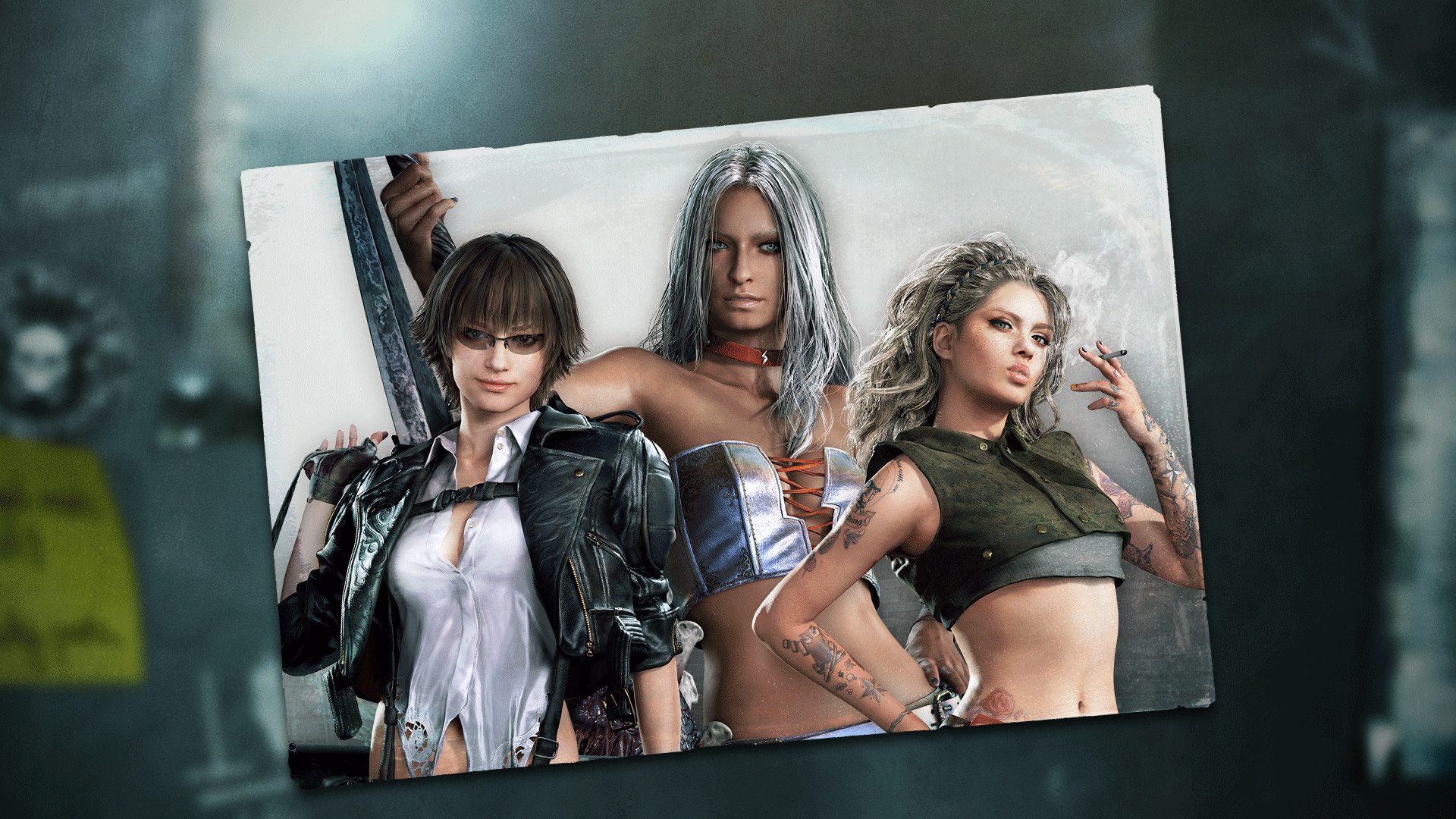 Devil May Cry 5 Alt Heroine Colors On Steam