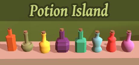 Potion island on Steam