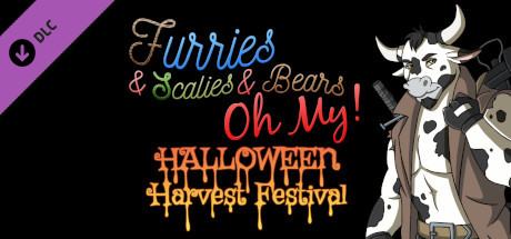 Furries & Scalies & Bears OH MY!: Halloween Harvest Festival